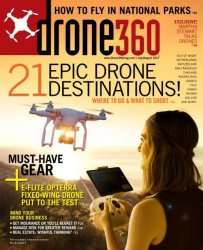 Drone 360 — August 2017