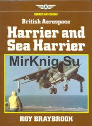 British Aerospace Harrier and Sea Harrier (Osprey Air Combat)