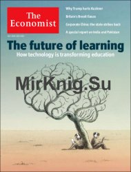 The Economist - 22 July 2017