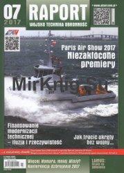 Raport Wojsko Technika Obronnosc 2017-07