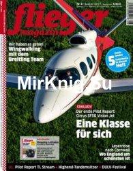 Fliegermagazin 2017-08