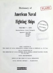 Dictionary of American Naval Fighting Ships vol V
