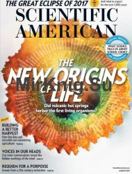 Scientific American - August 2017