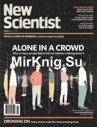 New Scientist - 22 July 2017