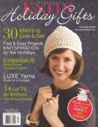 Interweave Knits Holiday Gifts 2008