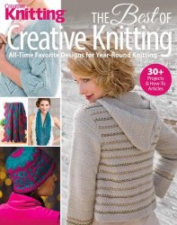 The Best of Creative Knitting - October 2017