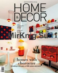 Home & Decor Singapore - August 2017