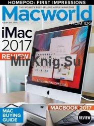 Macworld UK - August 2017