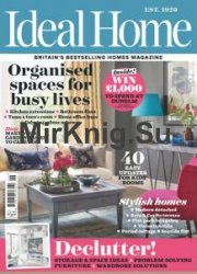 Ideal Home UK - September 2017