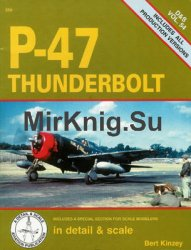 P-47 Thunderbolt (In Detail & Scale 54)