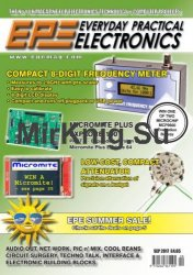 Everyday Practical Electronics - September 2017