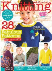 Knitting & Crochet from Woman's Weekly - September 2017