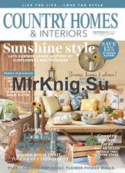 Country Homes Interiors - September 2017