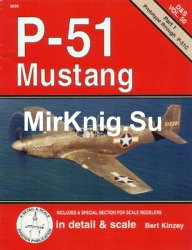 P-51 Mustang (Part 1) (In Detail & Scale 50)