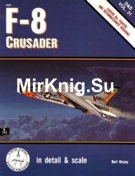 F-8 Crusader (In Detail & Scale 31)