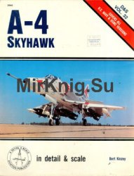 A-4 Skyhawk (In Detail & Scale 32)
