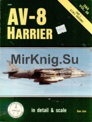 AV-8 Harrier (Part 1) (In Detail & Scale 28)