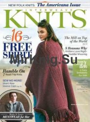 Interweave Knits - Fall 2017