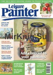 Leisure Painter - September 2017