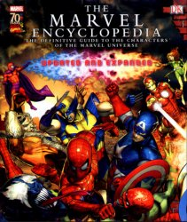 The Marvel Encyclopedia: The Definitive Guide to the Characters of the Marvel Universe.Updated and Expanded