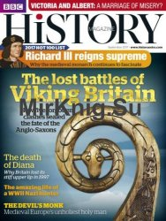 BBC History UK - September 2017