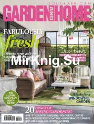South African Garden and Home - September 2017