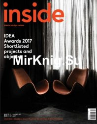 inside - Interior Design Review Magazine - September/October 2017