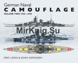 German Naval Camouflage Volume Two 1942-1945