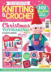 Let's Get Crafting Knitting & Crochet №94 2017