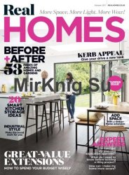 Real Homes - October 2017