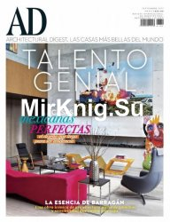 AD / Architectural Digest Mexico - Septiembre 2017