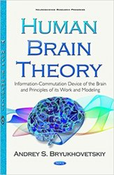 Human Brain Theory: Information-commutation Device of the Brain and Principles of Its Work and Modeling