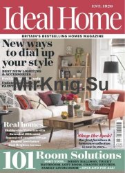 Ideal Home UK - October 2017