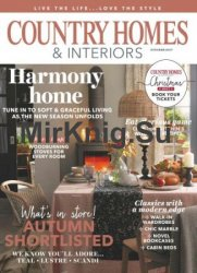 Country Homes & Interiors - October 2017