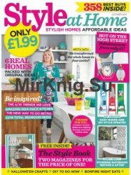 Style at Home UK - October 2017