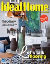 The Ideal Home and Garden India - September 2017