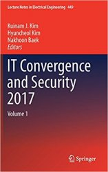 IT Convergence and Security 2017: Volume 1