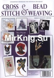 Jill Oxton's Cross Stitch & Bead Weaving №97 2016