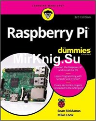 Raspberry Pi For Dummies 3rd Edition