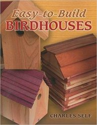 Easy-to-Build Birdhouses (Dover Woodworking)