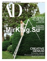 Architectural Digest USA - October 2017