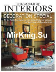 The World of Interiors - October 2017