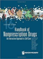 Handbook of Nonprescription Drugs: An Interactive Approach to Self-Care, 16th Edition