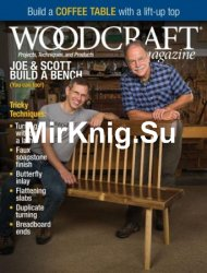Woodcraft Magazine - October/November 2017