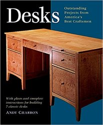 Desks: With Plans and Complete Instructions for Building Seven Classic Desks