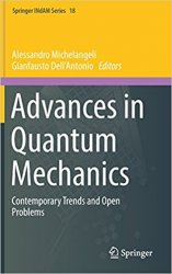 Advances in Quantum Mechanics: Contemporary Trends and Open Problems