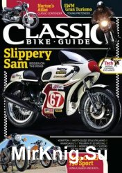 Classic Bike Guide - July 2017