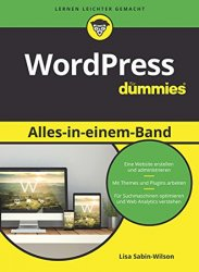 WordPress Alles-in-einem-Band f?r Dummies