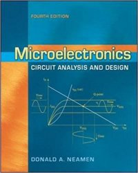 Microelectronics Circuit Analysis and Design, 4th Edition