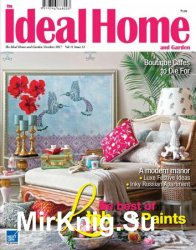 The Ideal Home and Garden India - October 2017